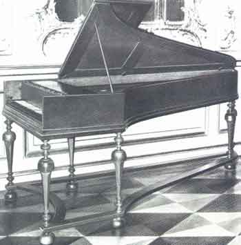 piano Silbermann