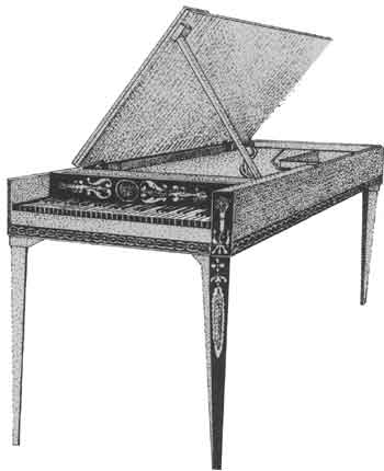 piano table tch�c